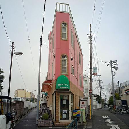 小林マコト Makoto Kobayashi [鋭角地]