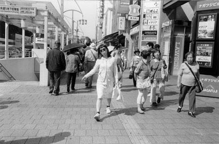 堀内陽子 Yoko Horiuchi [休日スケッチ]