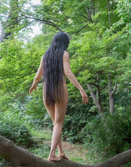 Nathan Ramler ネイサン・ラムラー [Daiba Nude]